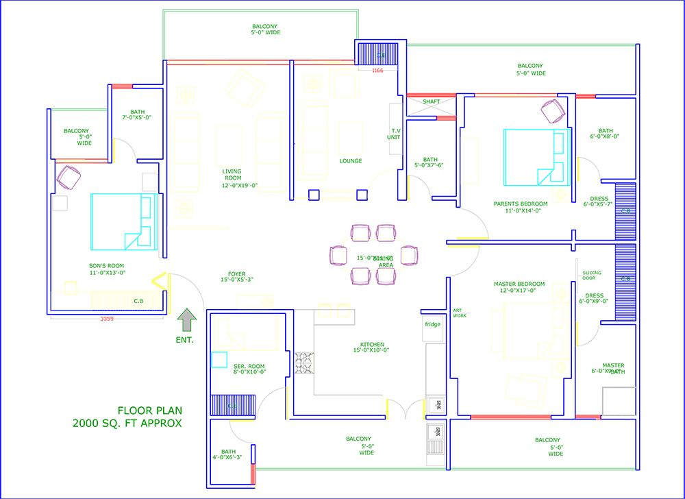 apex athena-floor plan-layout