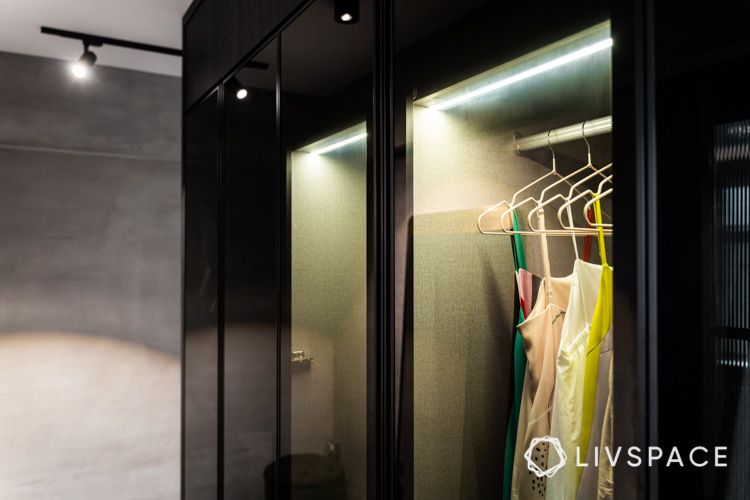 how much does a wardrobe cost-lights in wardrobe