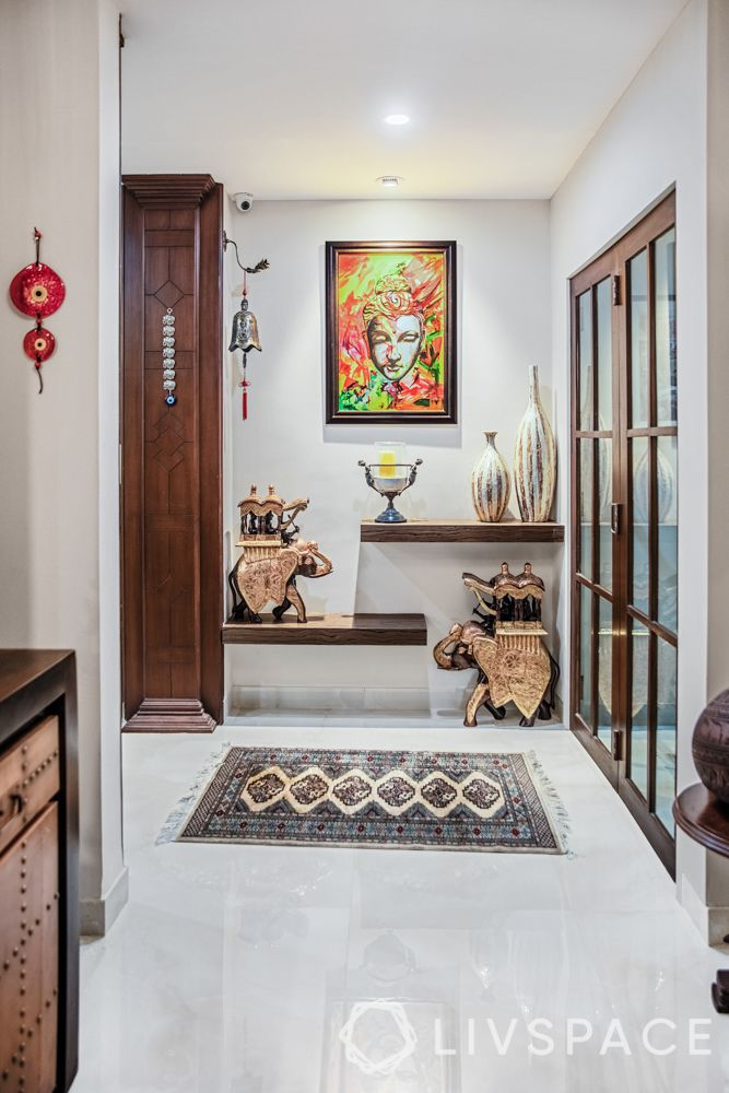 indian interior design-wooden curios-indian decor