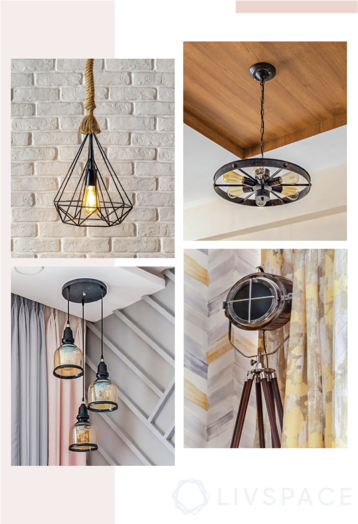 pendant light designs-tripod floor lamp-industrial lights