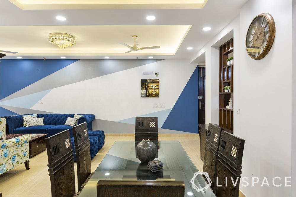 interior designer in greater noida-dining room