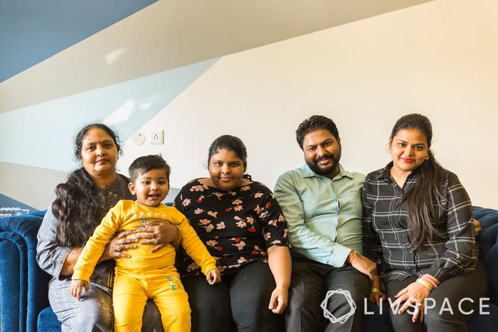 interior designer in greater noida-client-Vipul