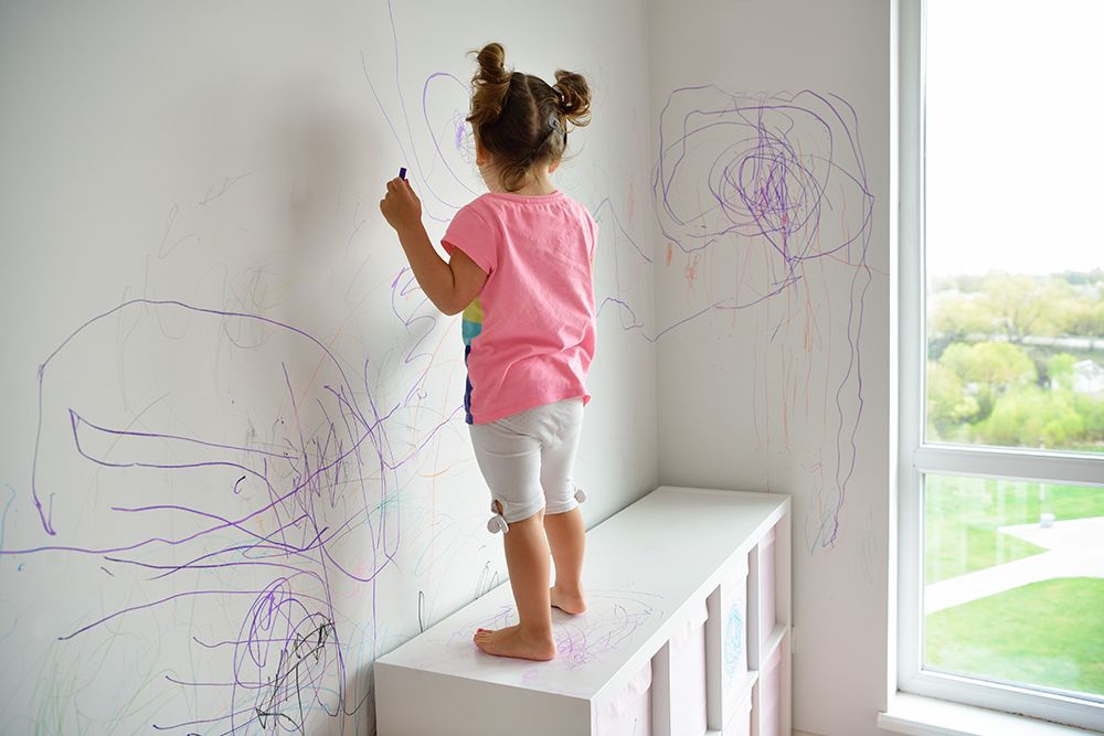 wall paint types-safe to touch paint-kid friendly paint