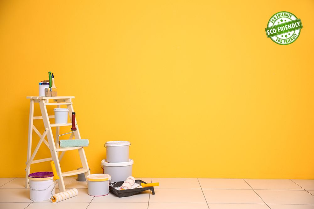 types of paint colours-eco friendly paint