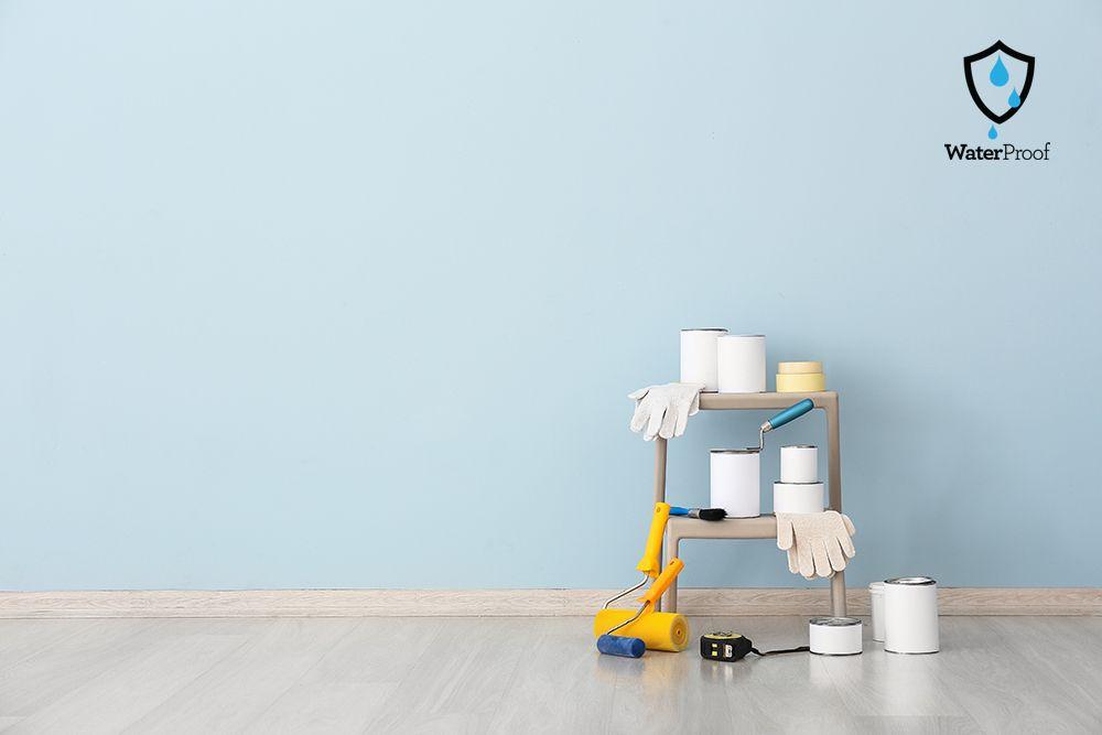 types of paint colours-waterproof paint