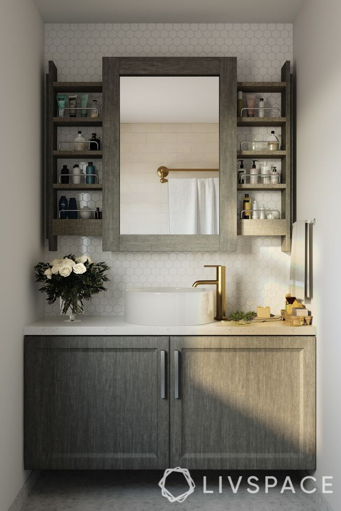 vanity unit-storage-sink designs