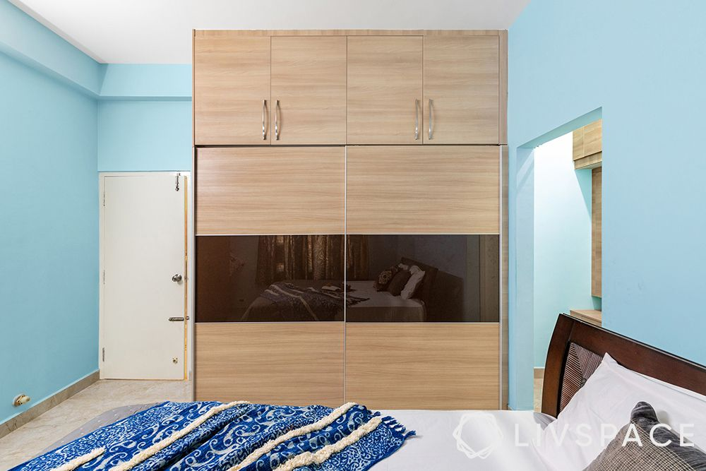 interior for home-sliding wardrobe-wardrobe design