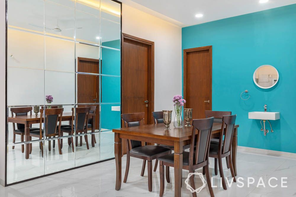 home-interiors-hyderabad-teal-blue-wall-paint