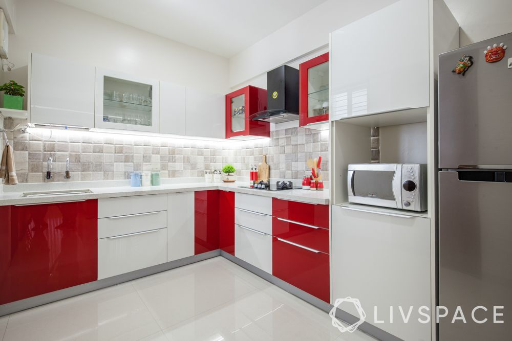 kitchen-designs-red-cabinets-subway-tiles-backsplash