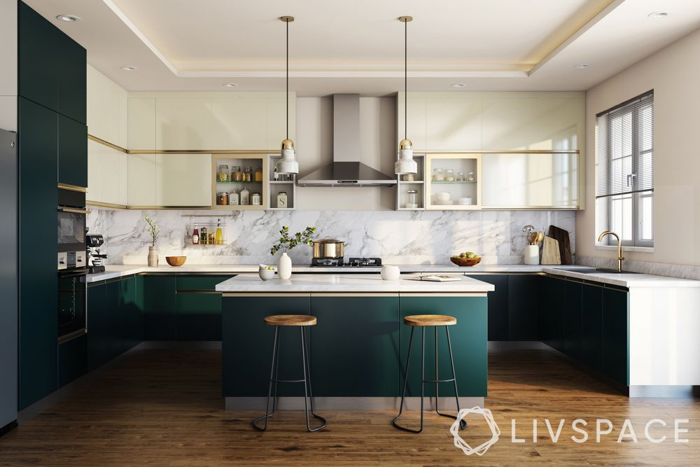 counter-space-green-cabinets-island