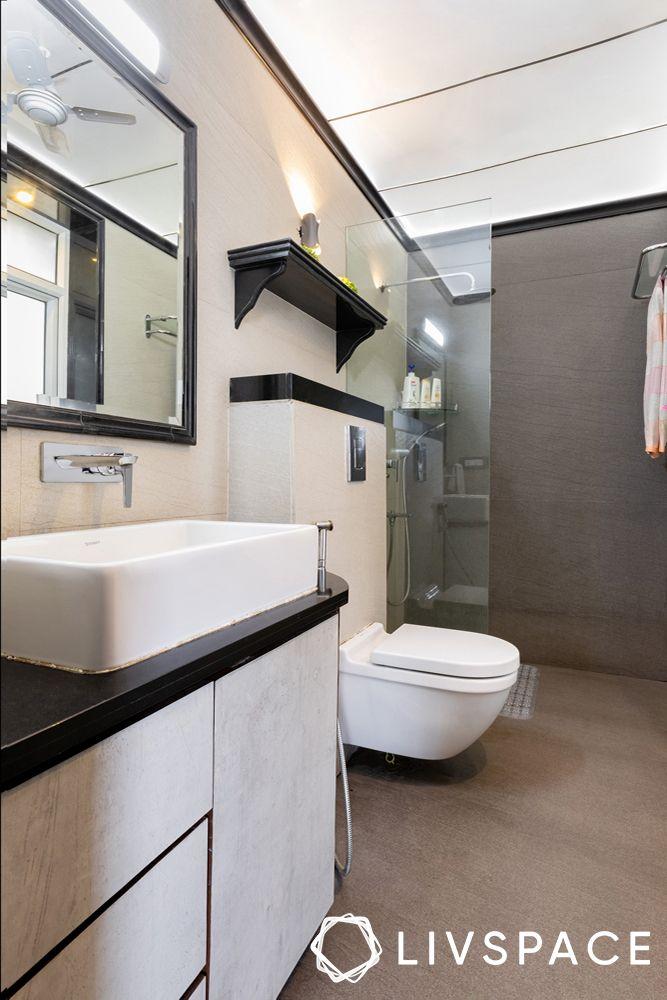 bathroom-false ceiling