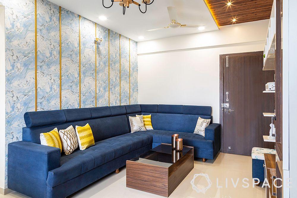colour combination for living room-classic blue-pantone colour