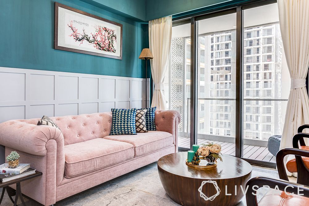 living room colour-pastel