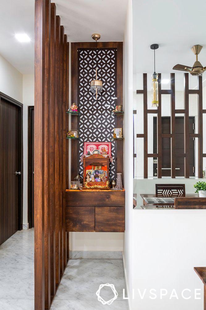 MDF jali design for mandir-wooden back panel