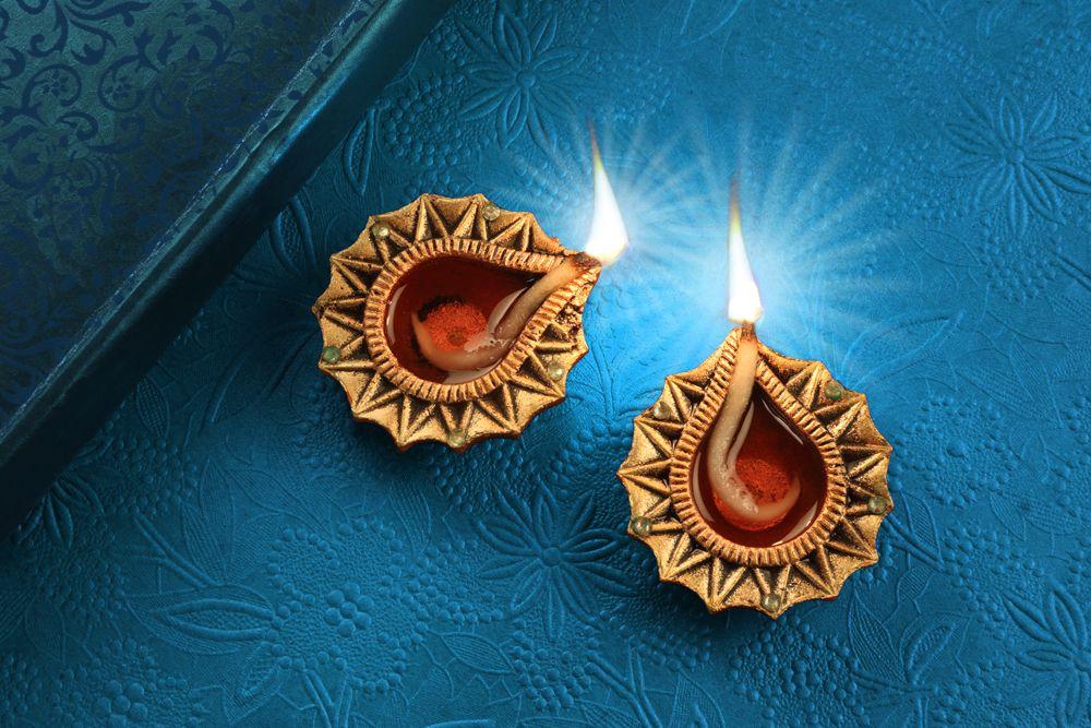 diyas for diwali-straight wicks