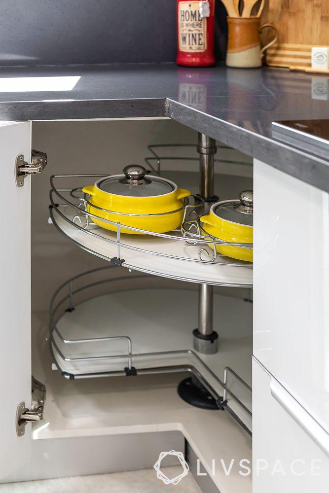 accessories for modular kitchen-corner carousel