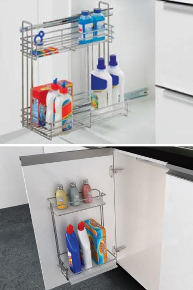 under sink accessories-modular kitchen accessories