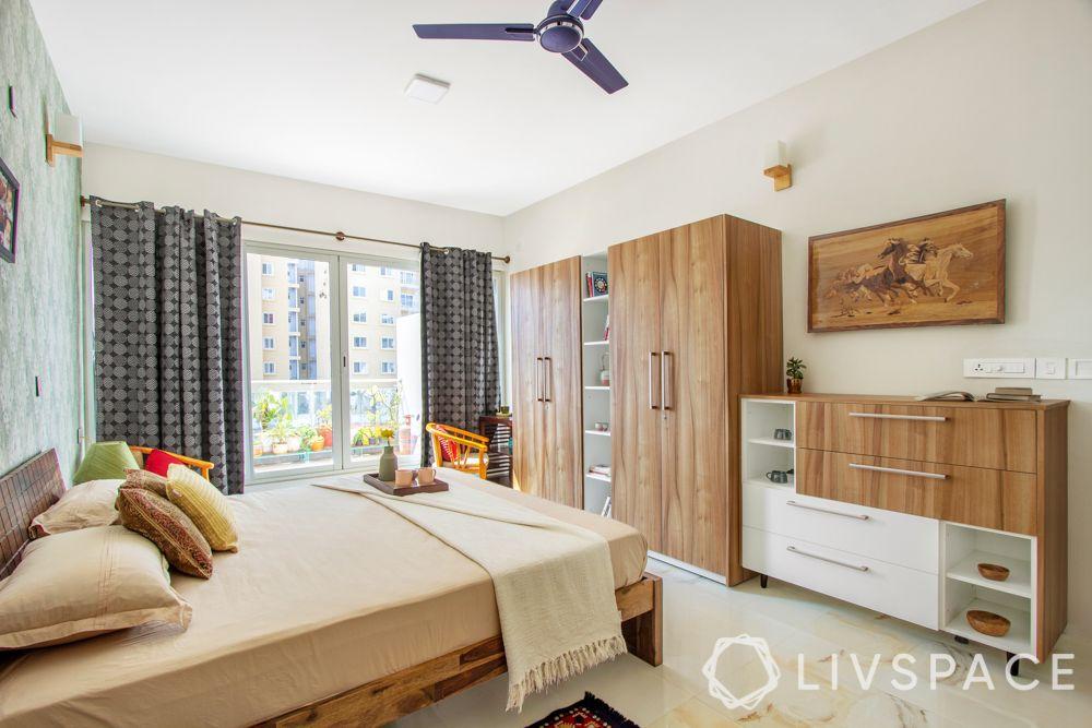 latest bedroom almirah designs-standalone almirah