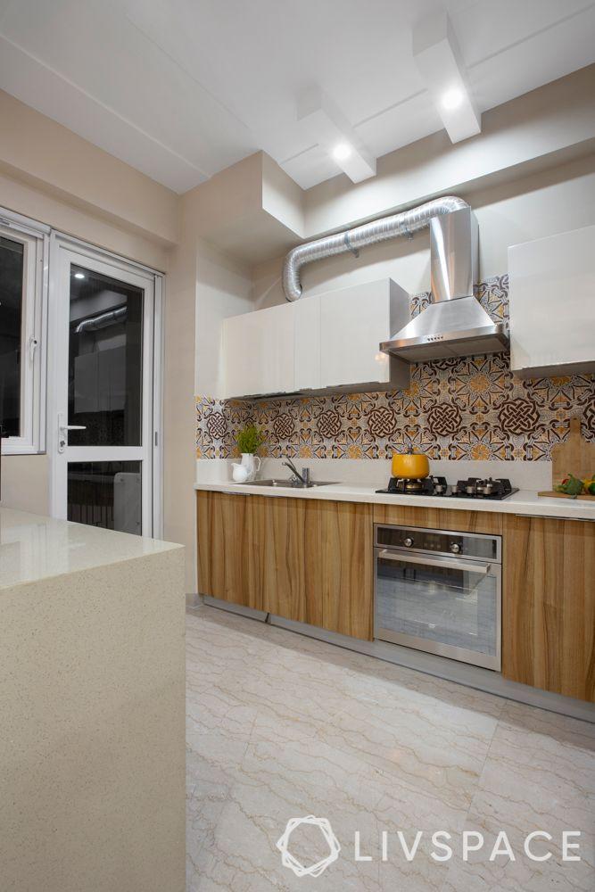 kitchen chimney design-dust chimney