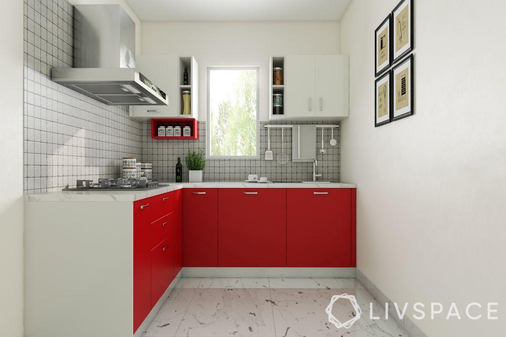 kitchen chimney-auto clean-low maintenance