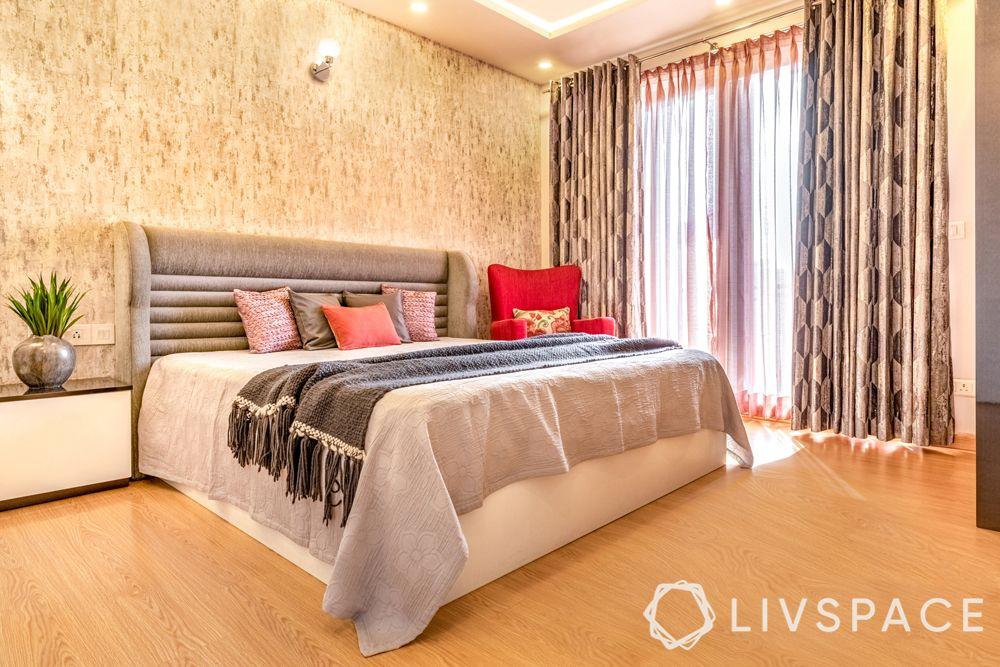 4BHK in Gurgaon-master bedroom