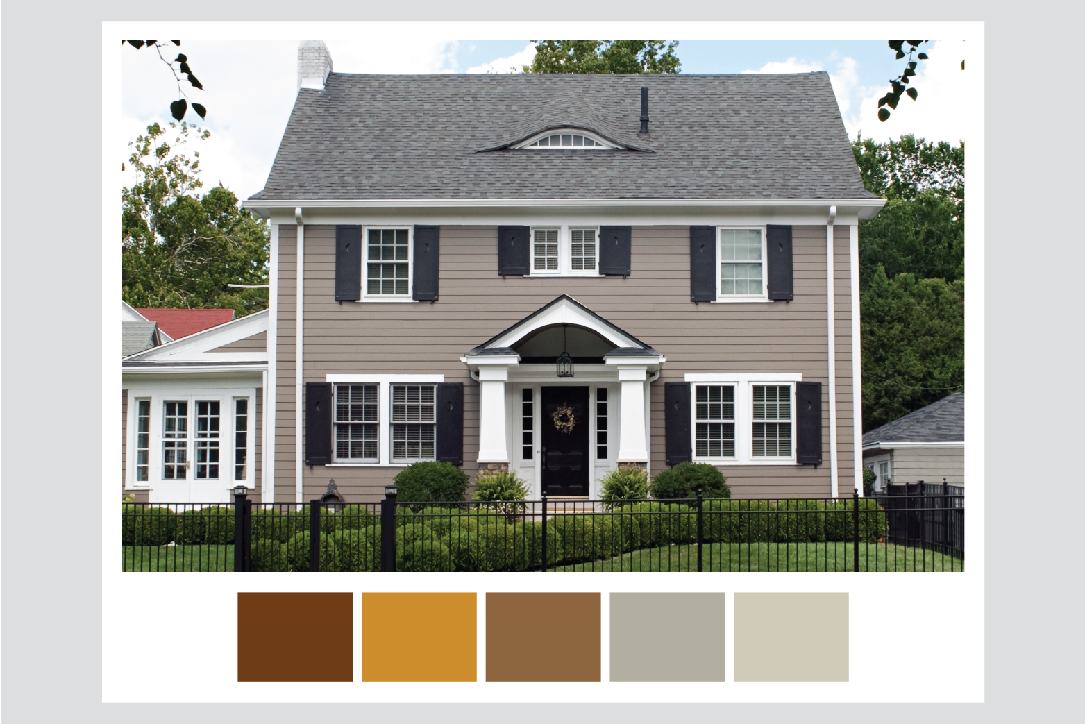 5+ Exterior House Paint Ideas For a Striking Home Design
