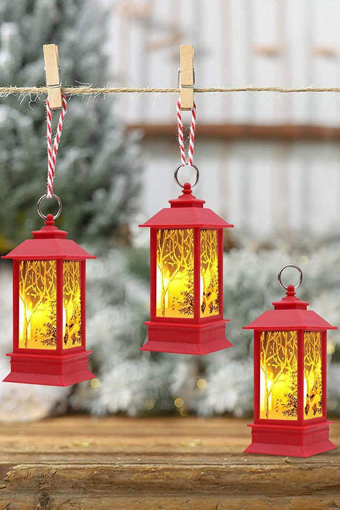 lanterns for decoration-christmas decor