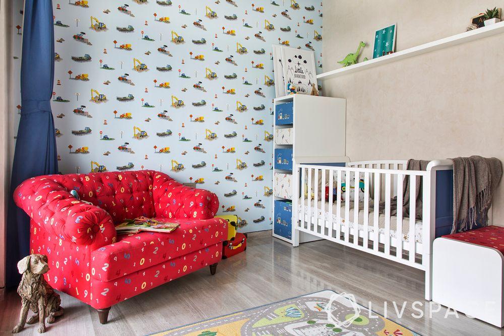 baby room décor-themed room