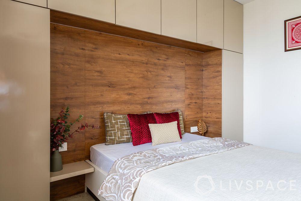 best interior designers-storage around bed-u shaped storage units