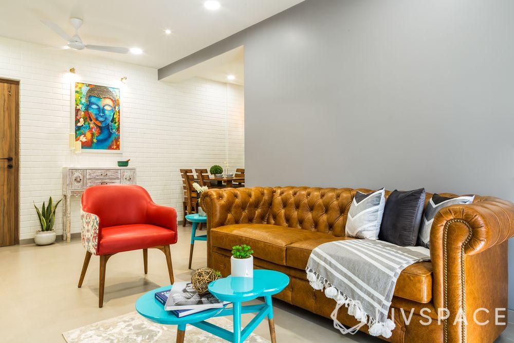 livspace magazine-mumbai 2bhk-living room