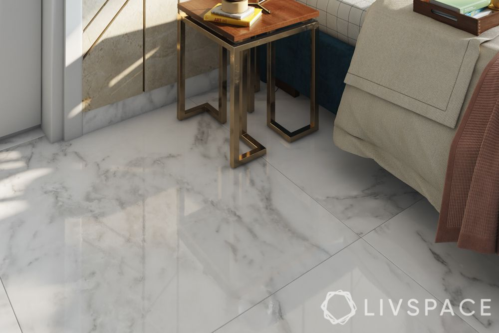 types of flooring-marble flooring