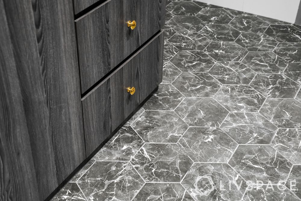 flooring in India-vitrified tiles