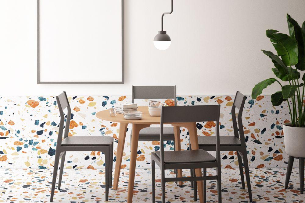 types of flooring-terrazzo flooring