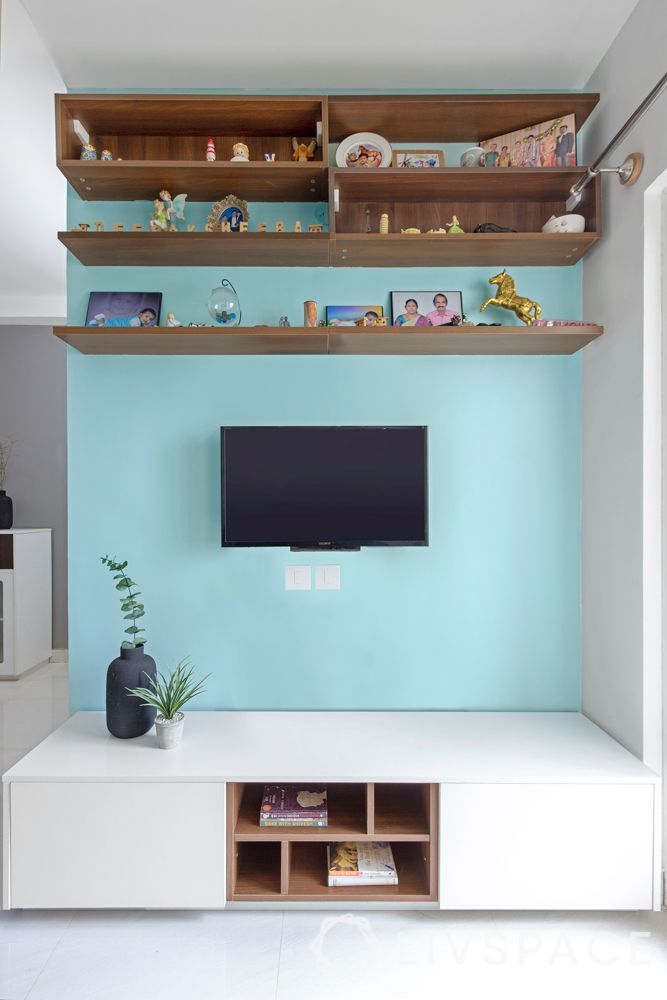 modern entertainment unit-style