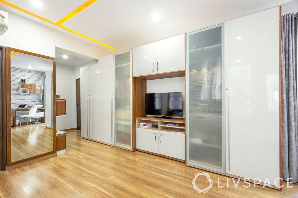 wardrobe designs-translucent shutters