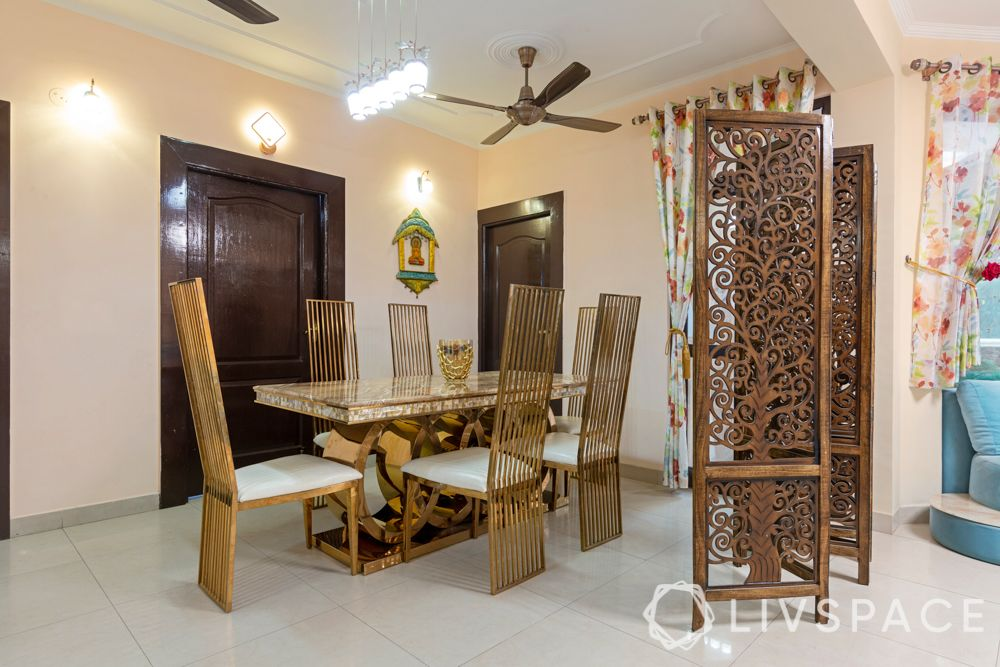 laser cut wooden panels-wooden partition