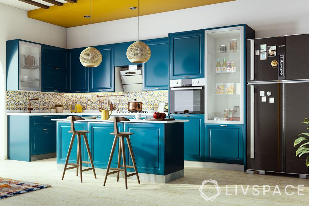 glossy vs matte finish cabinets-matte