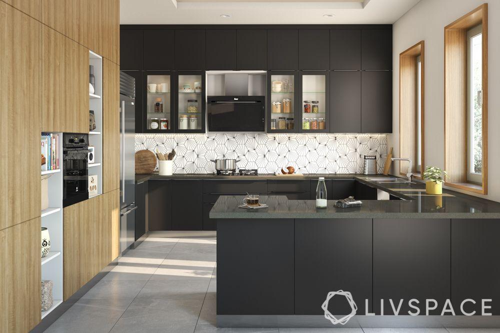 matte finish-matte kitchen cabinets
