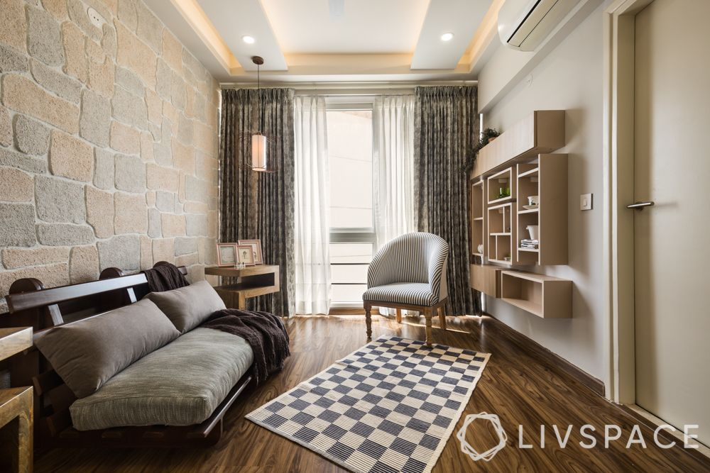 best 3BHK interior design-study room