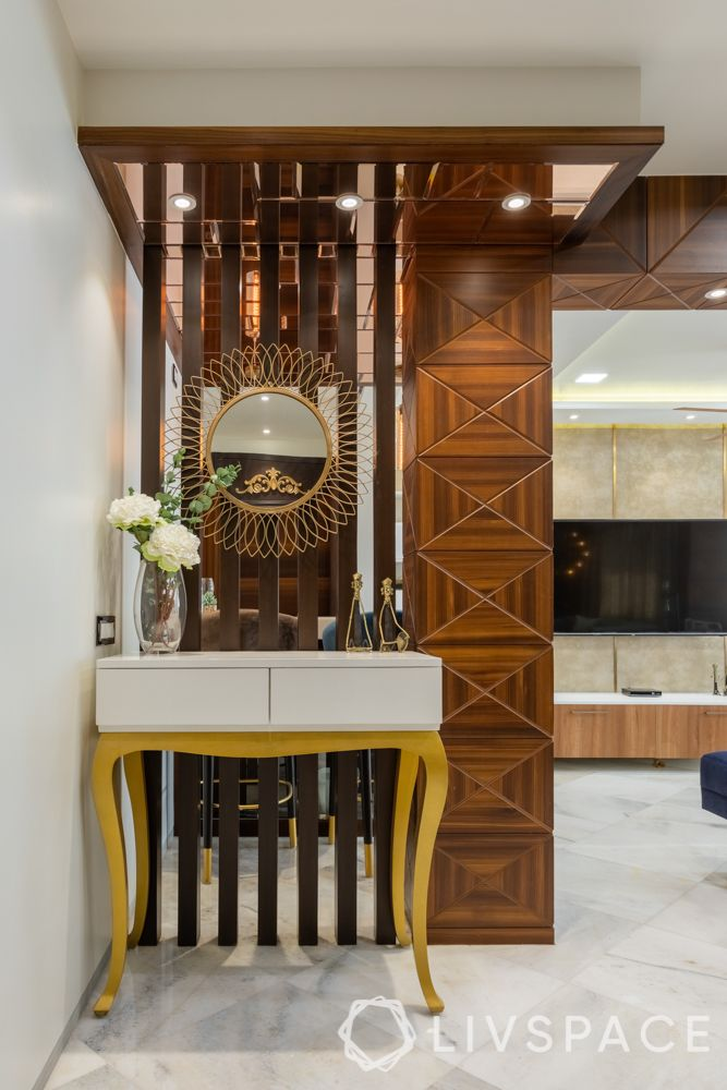 laminate vs veneer-veneer panels-entryway-foyer