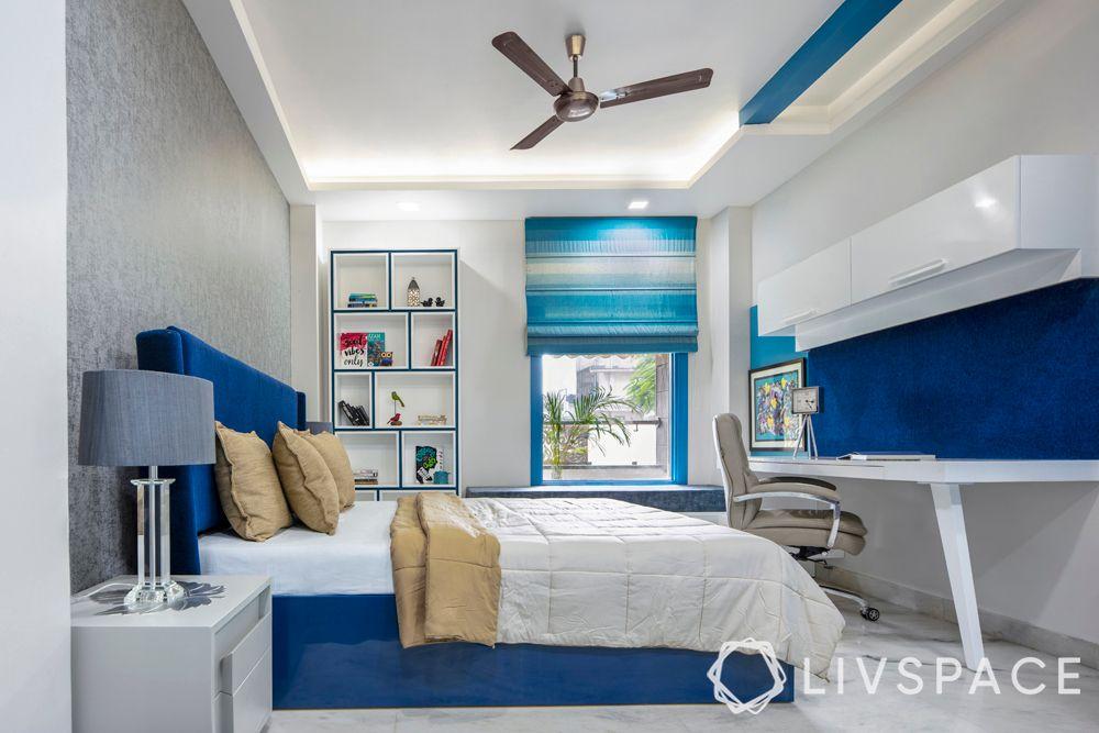 false ceiling design for bedroom-peripheral false ceiling