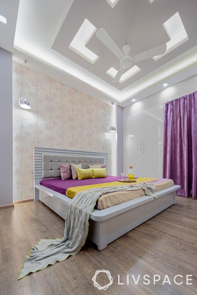 false ceiling design for bedroom-groovy cove
