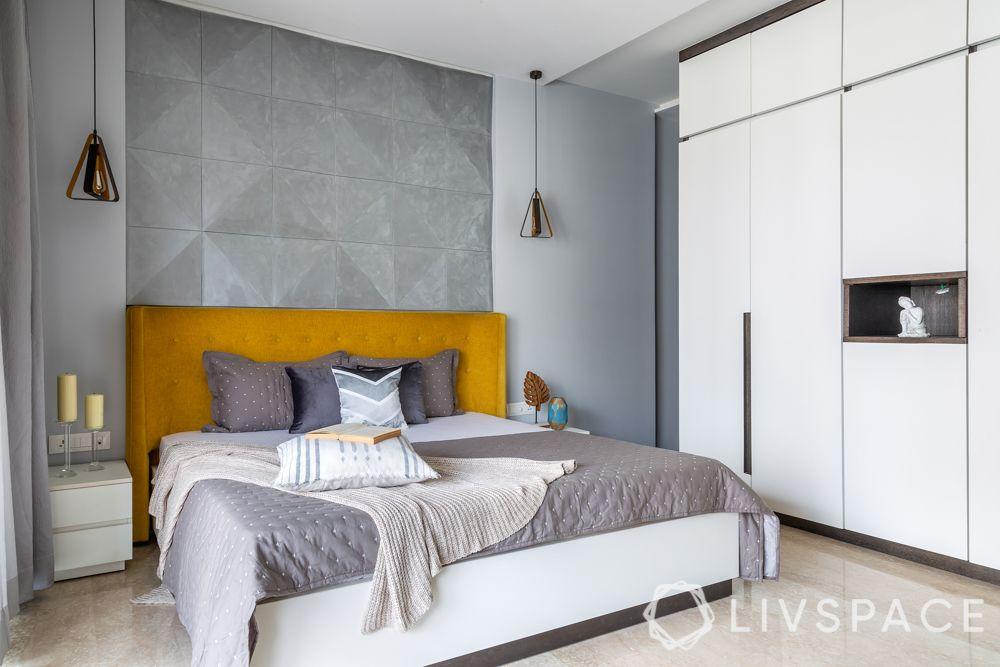 mumbai interiors-bedroom-wardrobe-display