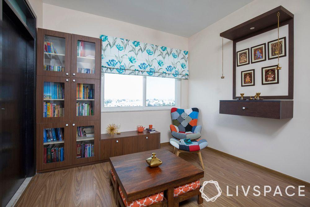 pooja room designs-modular pooja unit