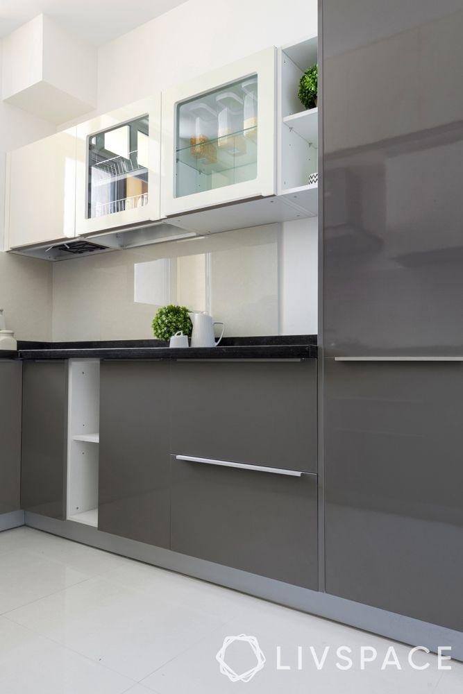 compact kitchen design-lofts-neutral kitchen-kitchen cabinets