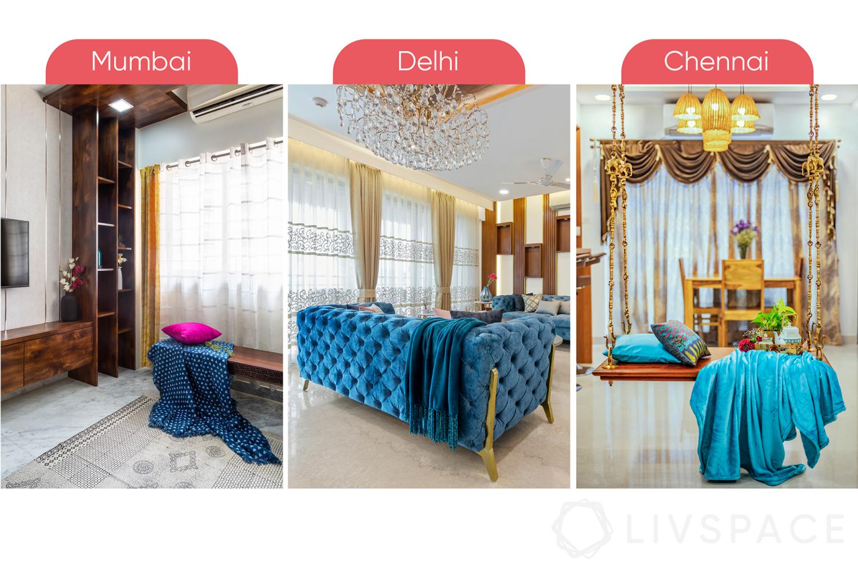 blue homes-home interiors