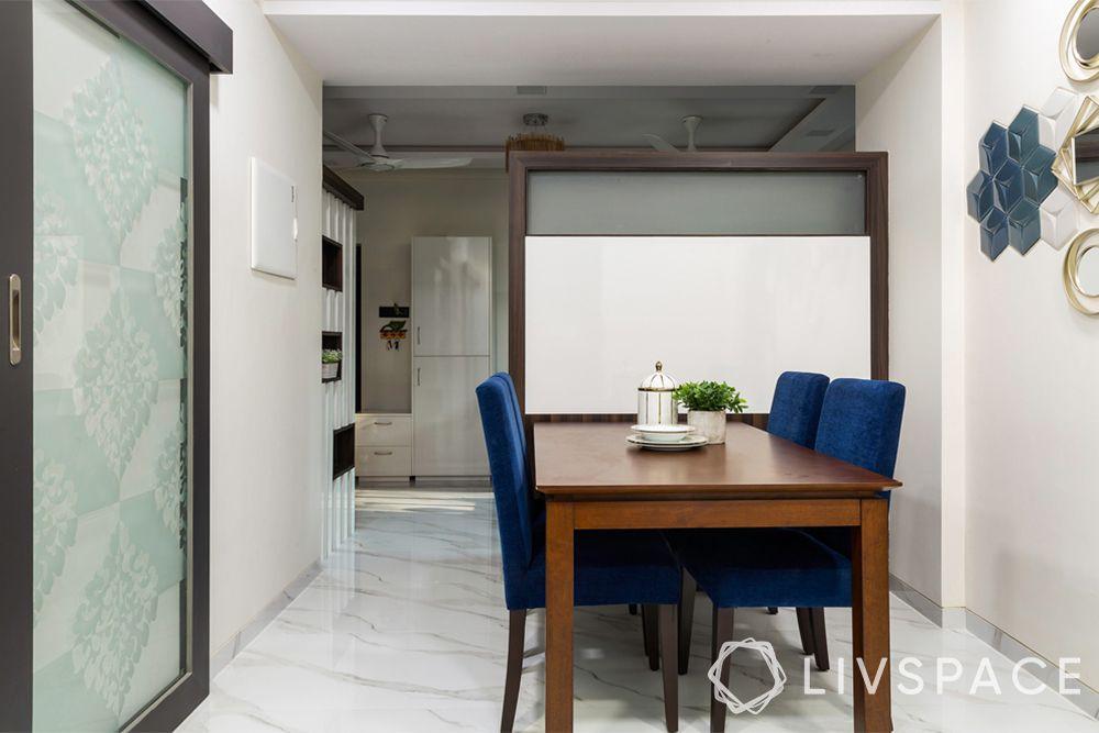 modern house interior design-dining room