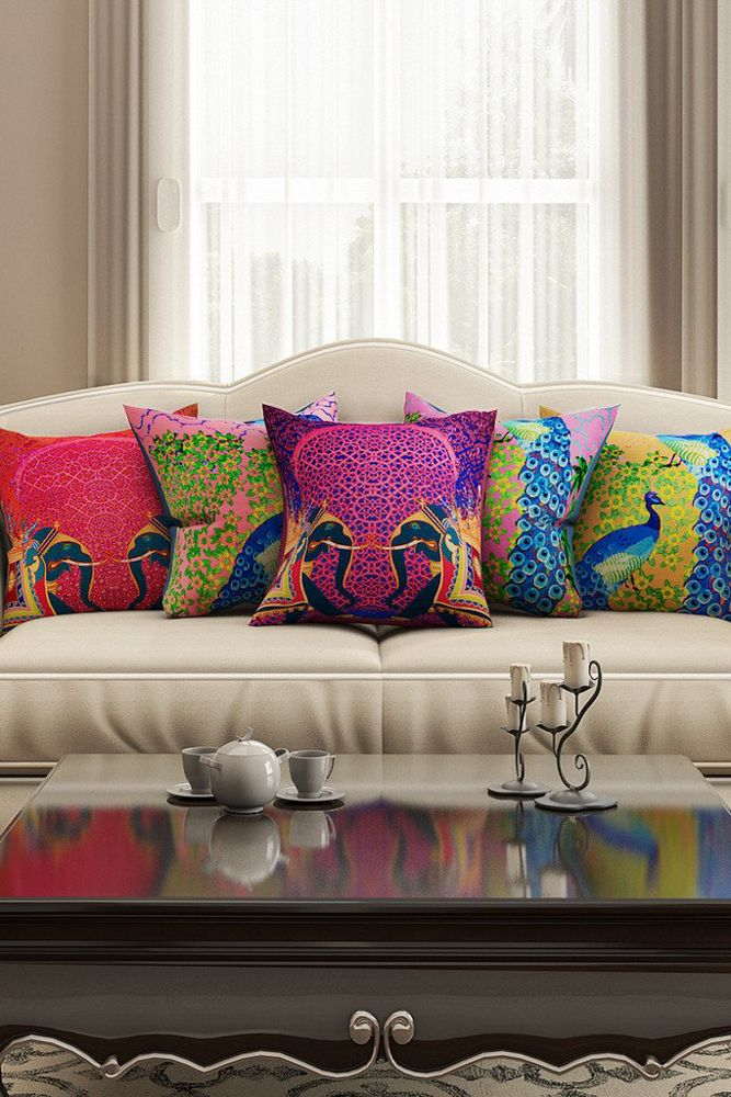 traditional decor - cushion covers