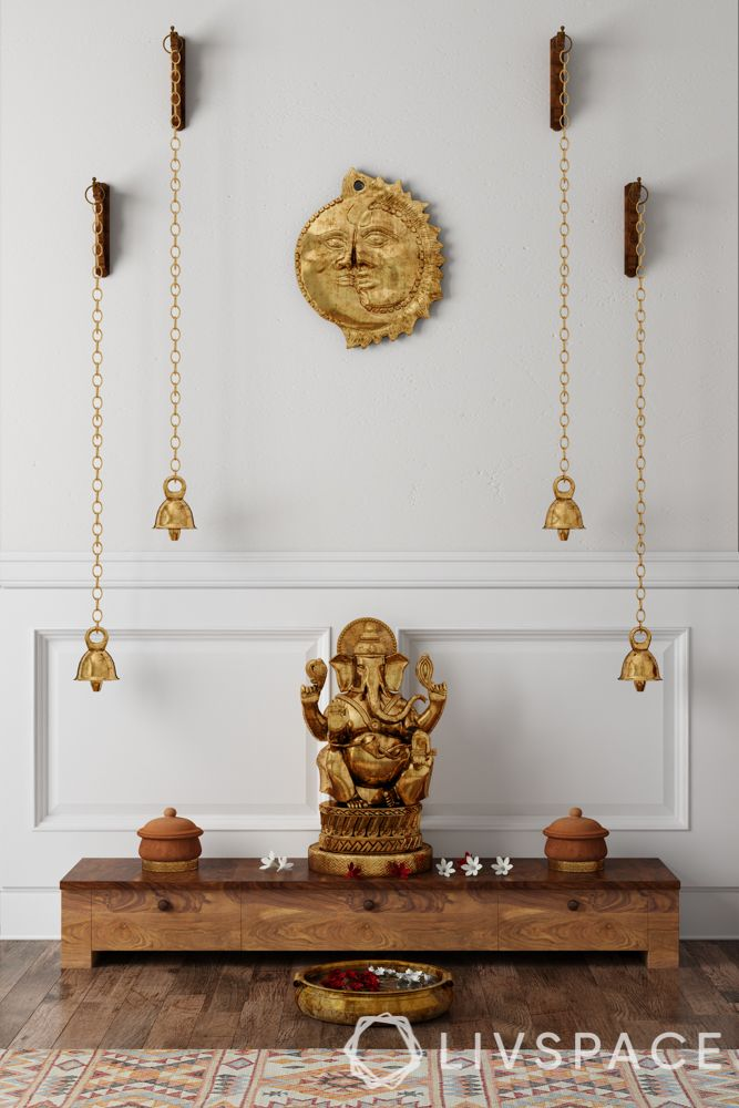 home temple - hanging lamps