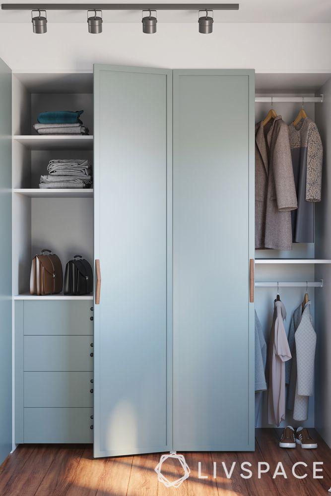 almirah design-small closet